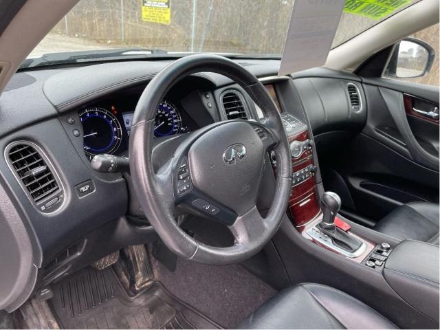 2015 Infiniti QX50 Premium Pkg  AWD Sunroof/Leather/Camera Photo11