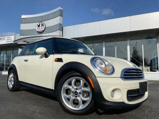 Used 2013 MINI Cooper Cooper 2DR HB AUTO LEATHER SUNROOF for sale in Langley, BC