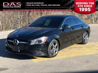 Used 2015 Mercedes-Benz CLA-Class CLA250 4MATIC NAVIGATION/LEATHER for sale in North York, ON