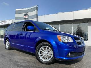 Used 2019 Dodge Grand Caravan SXT PREMIUM PLUS STOW&GO LEATHER CAMERA for sale in Langley, BC