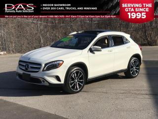 Used 2017 Mercedes-Benz GLA 250 AWD NAVIGATION/PANORAMIC SUNROOF/LEATHER for sale in North York, ON