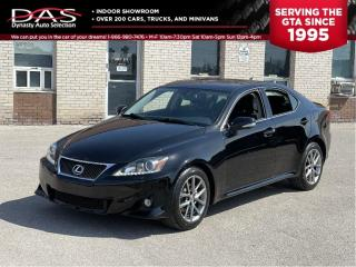 Used 2013 Lexus IS 250 AWD LEATHER/SUNROOF/PUSH TO START for sale in North York, ON