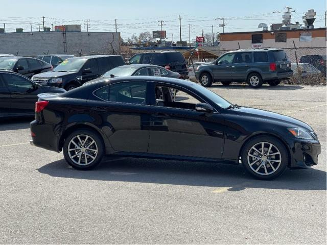 2013 Lexus IS 250 AWD LEATHER/SUNROOF/PUSH TO START Photo4