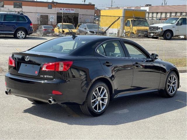 2013 Lexus IS 250 AWD LEATHER/SUNROOF/PUSH TO START Photo5
