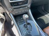 2013 Lexus IS 250 AWD LEATHER/SUNROOF/PUSH TO START Photo33