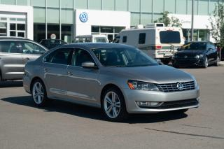 Used 2013 Volkswagen Passat TDI HIGHLINE NAVIGATION/REAR CAMERA/59K for sale in North York, ON