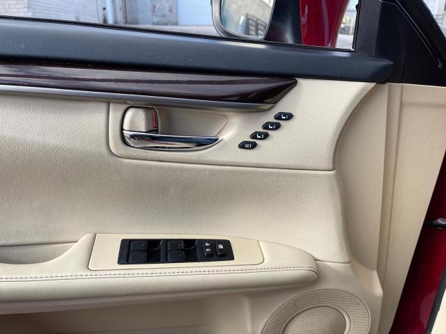2013 Lexus ES 300 h HYBRID NAVIGATION/REAR VIEW CAMERA/LEATHER/SUNROOF Photo10