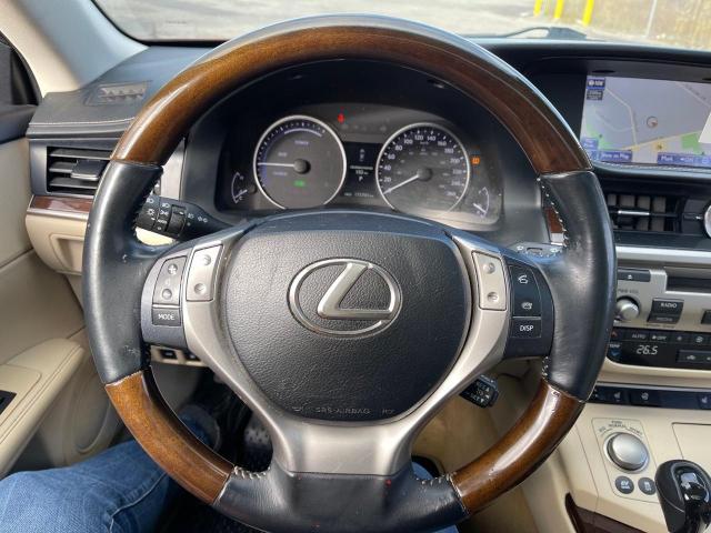 2013 Lexus ES 300 h HYBRID NAVIGATION/REAR VIEW CAMERA/LEATHER/SUNROOF Photo11