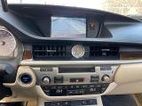 2013 Lexus ES 300 h HYBRID NAVIGATION/REAR VIEW CAMERA/LEATHER/SUNROOF Photo28