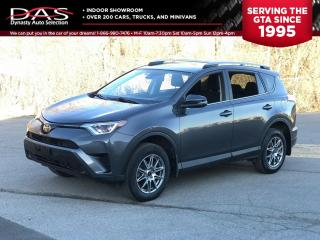 Used 2018 Toyota RAV4 LE REAR VIEW CAMERA/LANE DEPARTURE/76K! for sale in North York, ON