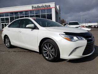 Used 2017 Toyota Camry XLE for sale in Fredericton, NB