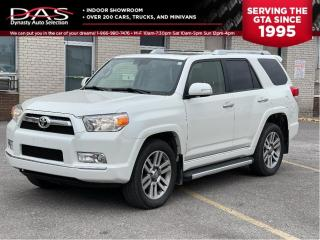 Used 2013 Toyota 4Runner Limited Navigation/Sunroof/Camera/Leather for sale in North York, ON