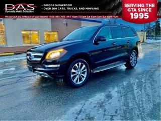 Used 2014 Mercedes-Benz GL-Class GL450 Navigation/Sunroof/Leather/7Pass for sale in North York, ON