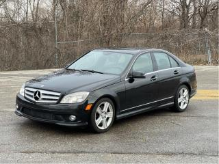 Used 2010 Mercedes-Benz C-Class C300 4MATIC for sale in North York, ON