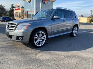 Used 2010 Mercedes-Benz GLK-Class GLK 350 4MATIC PANORAMIC SUNROOF/LEATHER for sale in North York, ON