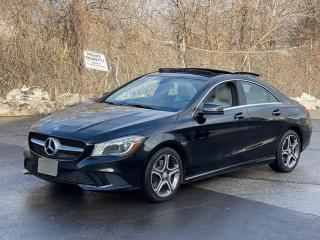 Used 2015 Mercedes-Benz CLA-Class CLA250 4MATIC NAVIGATION/PANO ROOF/REAR CAMERA for sale in North York, ON