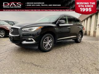 Used 2017 Infiniti QX60 PREMIUM   NAVIGATION/SUNROOF/CAMERA for sale in North York, ON