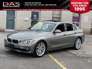Used 2016 BMW 3 Series 328i xdrive NAVIGATION/HUD/REAR VIEW CAMERA for sale in North York, ON