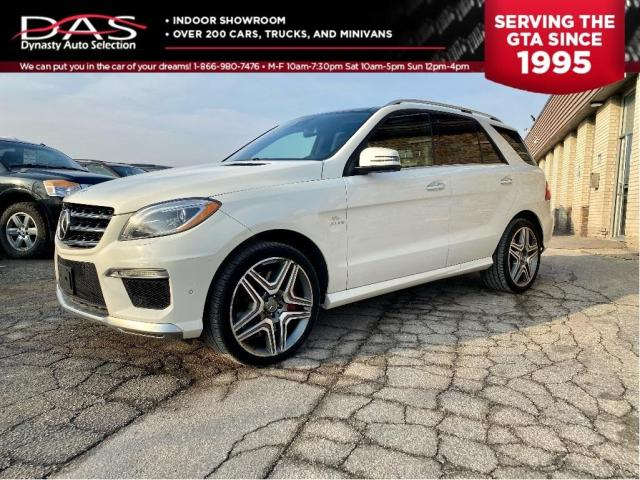 2013 Mercedes-Benz ML-Class ML 63 AMG NAVIGATION/PANORAMIC ROOF/LEATHER Photo1