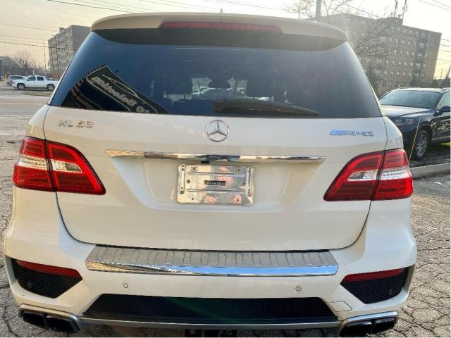2013 Mercedes-Benz ML-Class ML 63 AMG NAVIGATION/PANORAMIC ROOF/LEATHER Photo4