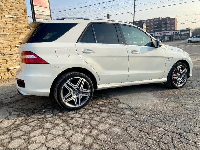 2013 Mercedes-Benz ML-Class ML 63 AMG NAVIGATION/PANORAMIC ROOF/LEATHER Photo5