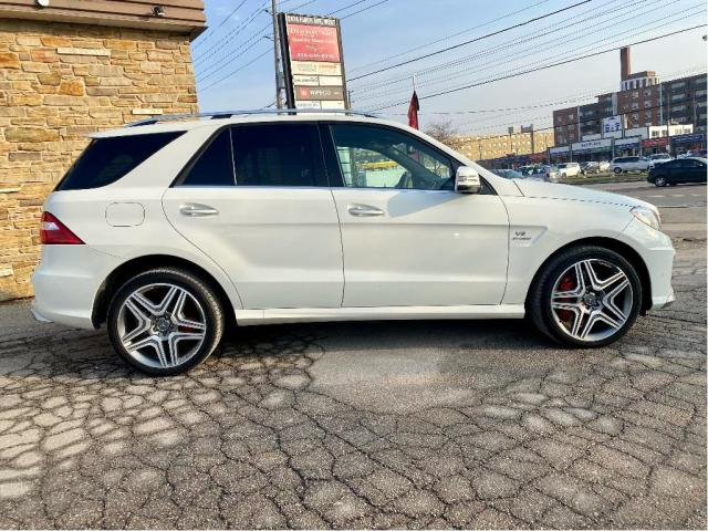 2013 Mercedes-Benz ML-Class ML 63 AMG NAVIGATION/PANORAMIC ROOF/LEATHER Photo6