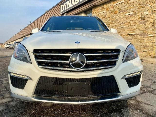 2013 Mercedes-Benz ML-Class ML 63 AMG NAVIGATION/PANORAMIC ROOF/LEATHER Photo7
