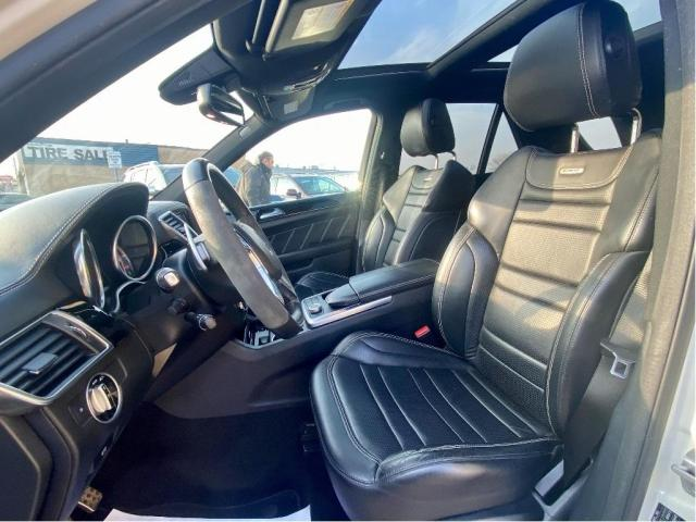 2013 Mercedes-Benz ML-Class ML 63 AMG NAVIGATION/PANORAMIC ROOF/LEATHER Photo8