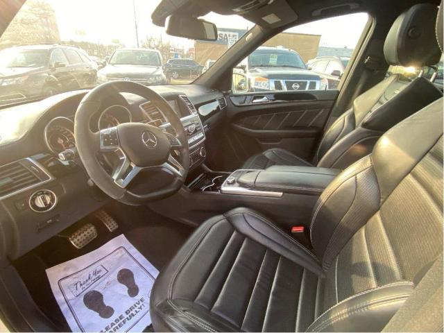 2013 Mercedes-Benz ML-Class ML 63 AMG NAVIGATION/PANORAMIC ROOF/LEATHER Photo9