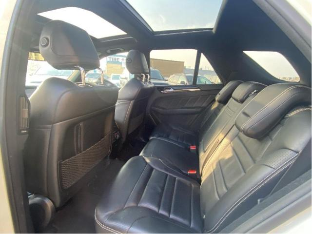 2013 Mercedes-Benz ML-Class ML 63 AMG NAVIGATION/PANORAMIC ROOF/LEATHER Photo10