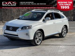 Used 2013 Lexus RX 450h HYRBID NAVIGATION/SUNROOF/LEATHER for sale in North York, ON