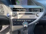 2013 Lexus RX 450h HYRBID NAVIGATION/SUNROOF/LEATHER Photo36