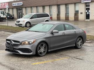 Used 2017 Mercedes-Benz CLA-Class CLA250 NAVIGATION/REAR CAMERA/BLIND SPOT ASSIST for sale in North York, ON