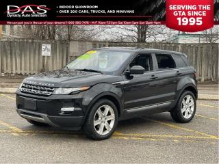 Used 2015 Land Rover Evoque PREMUM PKG AWD NAVIGATION/PANO ROOF/CAMERA for sale in North York, ON