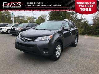 Used 2015 Toyota RAV4 LE REAR VIEW CAMERA/BLUETOOTH for sale in North York, ON
