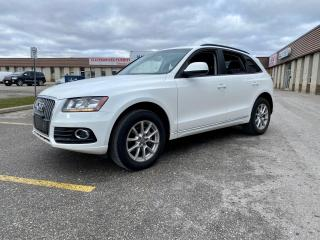 Used 2014 Audi Q5 AWD PREMIUM PLUS NAVIGATION/REAR VIEW CAMERA for sale in North York, ON