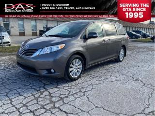 Used 2011 Toyota Sienna Limited AWD NAVIGATION/PANORAMIC ROOF/DVD for sale in North York, ON
