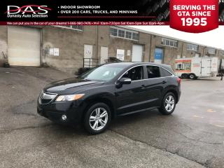 Used 2015 Acura RDX Tech Pkg AWD  Navigation/Sunroof/Leather for sale in North York, ON