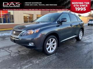 Used 2011 Lexus RX 450h HYBRID AWD LEATHER/SUNROOF/REAR CAMERA for sale in North York, ON
