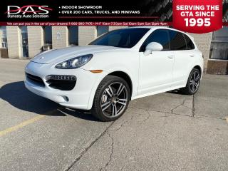 Used 2012 Porsche Cayenne S AWD NAVIGATION/PANORAMIC ROOF/REAR CAMERA for sale in North York, ON
