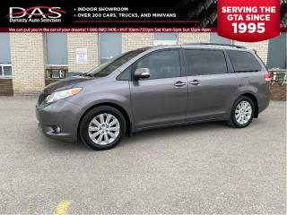 Used 2014 Toyota Sienna LIMITED AWD NAVI/PANO ROOF/DVD/CAMERA for sale in North York, ON