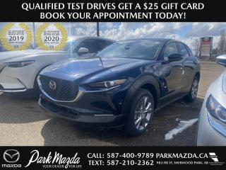 New 2021 Mazda CX-3 0 GS-L for sale in Sherwood Park, AB