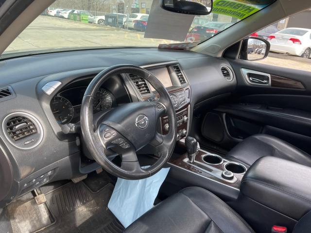 2014 Nissan Pathfinder PLATIMUM 4X4 NAVGATION/360 CAMERA/BOSE/7 PASS Photo9