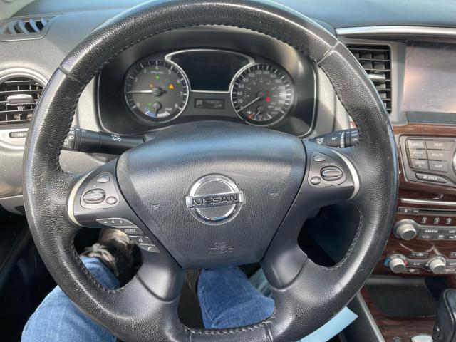 2014 Nissan Pathfinder PLATIMUM 4X4 NAVGATION/360 CAMERA/BOSE/7 PASS Photo10