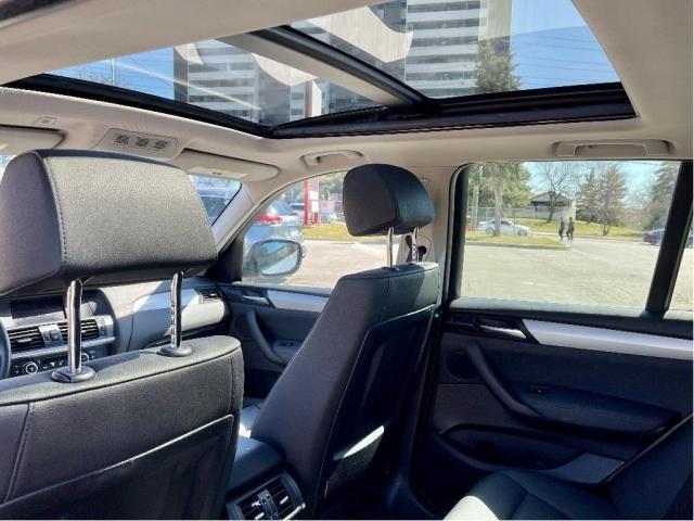 2011 BMW X3 XDRIVE28I SUNROOF/LEATHER/HEATED SEATS Photo12