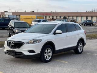 Used 2013 Mazda CX-9 GS AWD LEATHER/SUNROOF/REAR CAMERA/7 PASSENGER for sale in North York, ON