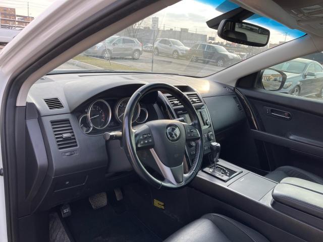 2013 Mazda CX-9 GS AWD LEATHER/SUNROOF/REAR CAMERA/7 PASSENGER Photo7