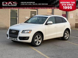Used 2012 Audi Q5 PREMIUM PLUS AWD NAVIGATION/PANORAMIC ROOF for sale in North York, ON