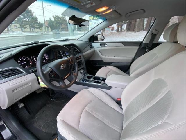 2015 Hyundai Sonata 2.4L GL /Rear View Camera Photo10