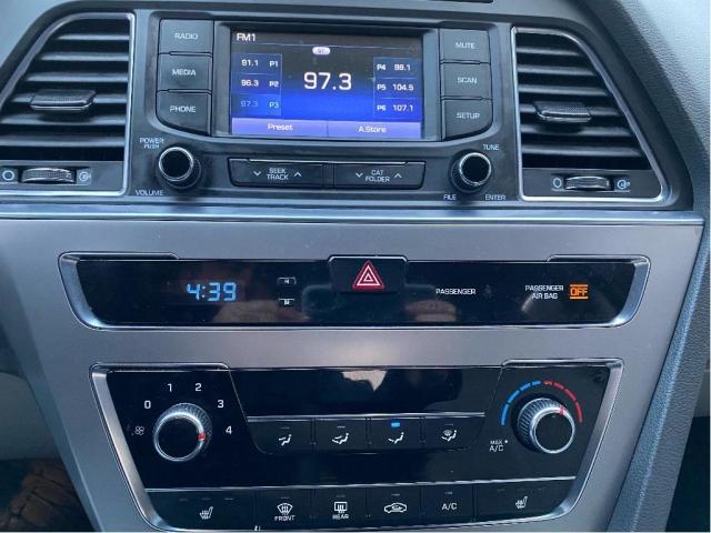 2015 Hyundai Sonata 2.4L GL /Rear View Camera Photo16